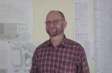 Abbildung: Herr Schade - Geschäftsführer der DIBATOR GmbH & Co KG