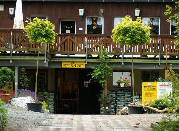 Hofladen der DIBATOR GmbH & Co KG