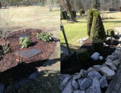 Kleingarten nach individuellen Wunsch